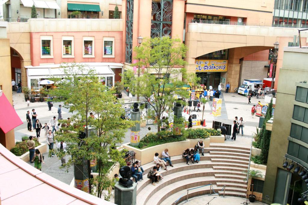 川崎駅 商業施設 貸しスタジオ ショッピングモール ラ・チッタデッラ