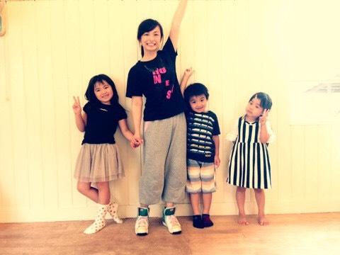 川崎 ダンススタジオ で Smiley Global Kids Dance