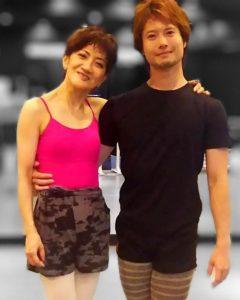Simada naoko ballet studio Eliana, Pavlova 川崎 ダンススタジオ