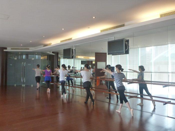 バレエ教室 Le Lien de Kae, 川崎 ダンススタジオ,バレエ,練習場所