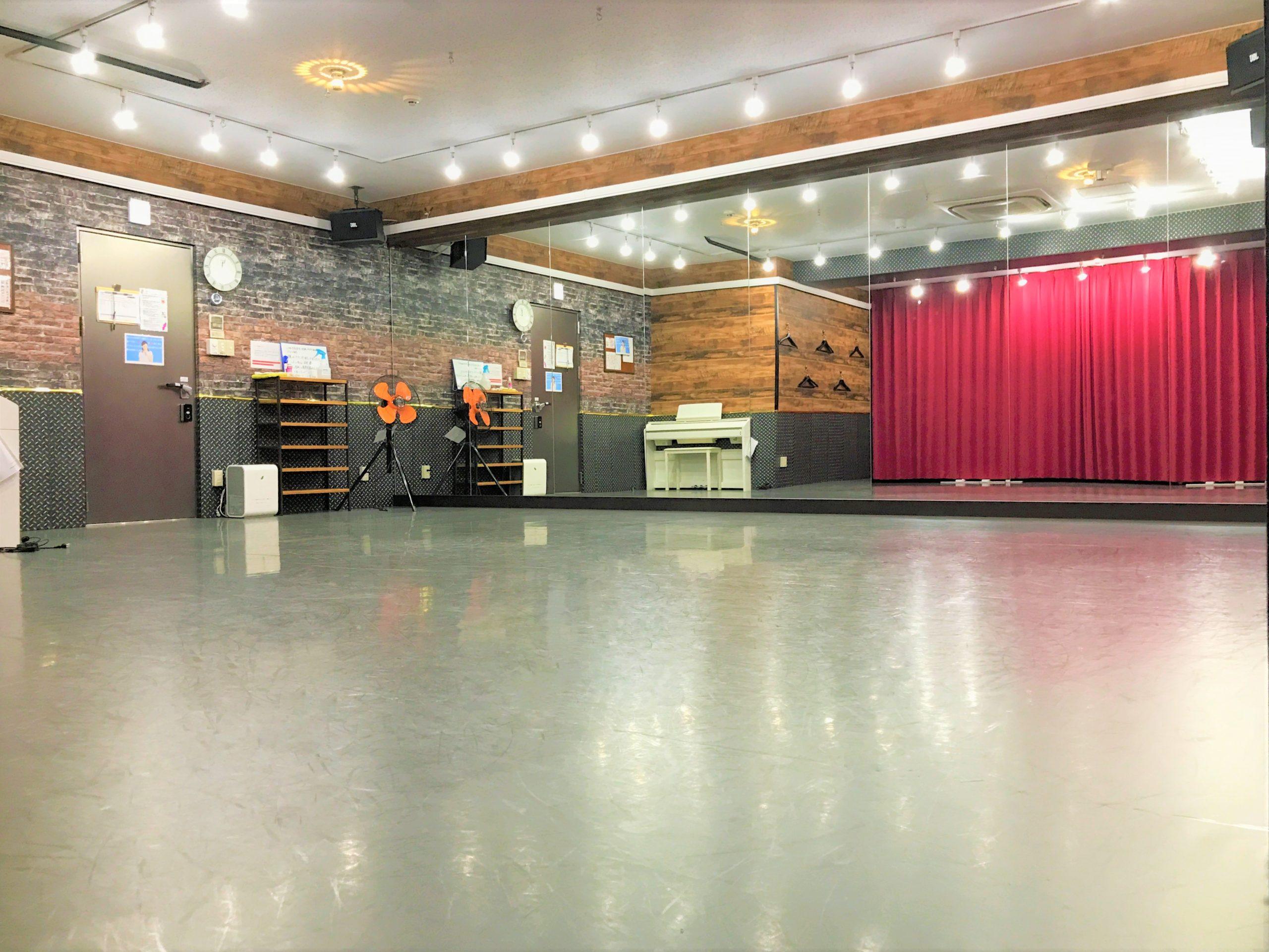 川崎 ダンススタジオ showbuzz