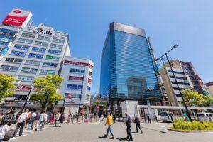 神奈川県 川崎駅