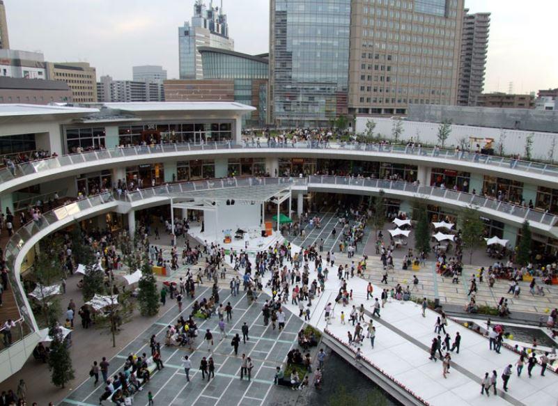 ラゾーナ川崎 川崎駅