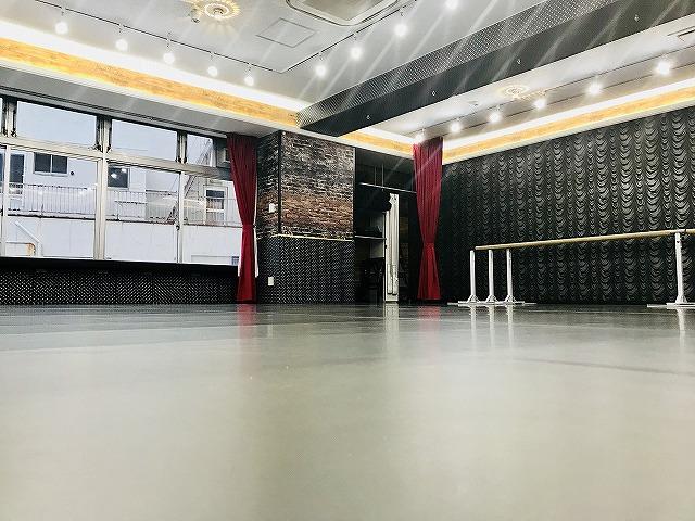 北インド舞踊が習えるダンススタジオ